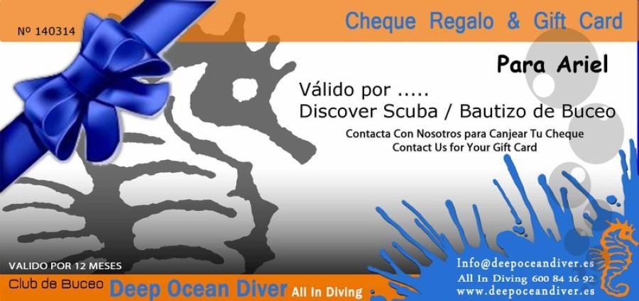 deep ocean diver 3.0 Buceo tenerife